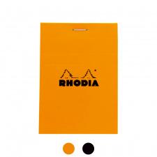 "Bloknotas ""Rhodia"" N.11, A7, langeliai"