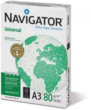"""Biuro Popierius """"Navigator""""  A3, 80g, 500 lapų"""