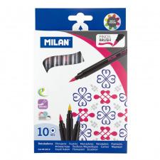 """Flomasteriai """"Milan 661"""" 10sp"""