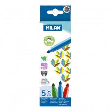 """Flomasteriai """"Milan 639"""" 5sp"""