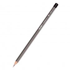 """Pieštukas """"Milan Graphite H 133"""", pilka, tribriaunis"""