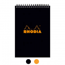 "Bloknotas ""Rhodia"" N.16, A5, langeliai, spirale"