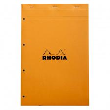"Bloknotas ""Rhodia"" N.120, 21x31,8, langeliai"