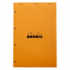 "Bloknotas ""Rhodia"" N.20, 21x31,8 cm, langeliai"