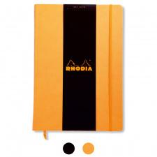 """Užrašų knygelė """"Rhodia"""" A4, taškeliai, kieto viršelio"""