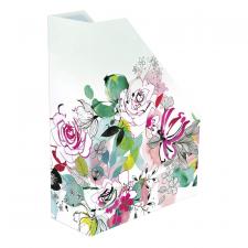 "Stovas žurnalams ""Blooming"" 25x10x32,5 cm, 100 mm"