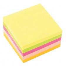 """Lipnūs lapeliai """"d.rect"""" 76x76, 5 spalvų, 400l"""