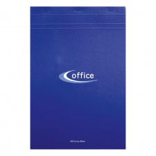 "Bloknotas ""Office"" 90 g, A4, 50 l., langeliai"