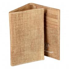 """Dėkliukas kortelėms """"Kleo-Pathra"""" 15x10, auksinis"""