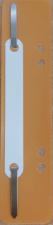 Įsegėlė 150x38 mm, oranžinė