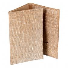 """Dėkliukas kortelėms """"Kleo-Pathra"""" 15x10 cm, sidabrinis"""
