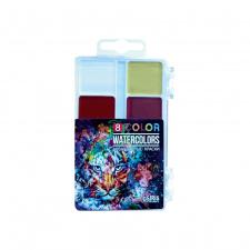 """Akvarelė 8 spalvų """"Osiris"""""""