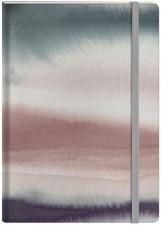 """Užrašų knygutė """"Quintessence"""", A6, 48l, linijos, su gumele"""