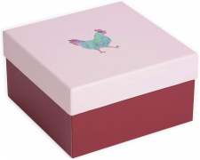 "Dovanų dėžutė 20x20x11 (M) ""Les Coquettes"""
