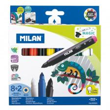 "Flomasteriai ""Milan Maxi 643"" 8+2sp"