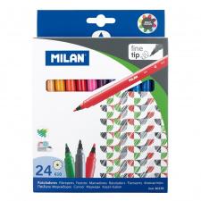 """Flomasteriai """"Milan 610"""" 24sp"""