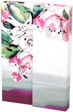 """Užrašų knygelė Clairefontaine """"Blooming"""" 11x15,5cm, 80l"""