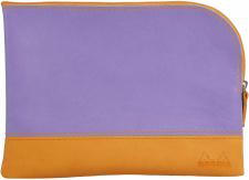 """Krepšelis """"Rhodia"""" 16x22, šv.violetinis, vidutinis"""
