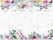 "Patiesalas-tvarkaraštis ""Blooming"" 55 l, 30 x 40 cm, 120 g"