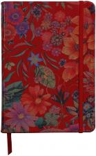 """Užrašų knygelė """"Celeste"""" 72 l., A5, linijos, gėlės"""