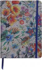 """Užrašų knygelė """"Celeste"""" 72 l., A5, linijos, mozaika"""