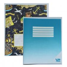 Sąsiuvinis   12 lapų,  70g,  C5,  3 -12 klasei, langeliai