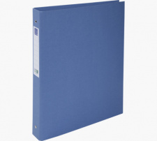 """Segtuvas """"Clean Safe"""" A4, 4 žiedų, 30mm, mėlynas"""