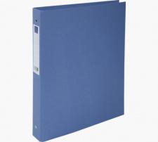 """Segtuvas """"Clean Safe"""" A4, 2 žiedų, 30mm, mėlynas"""
