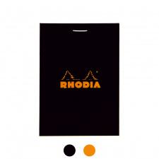 "Bloknotas ""Rhodia"" N.12, 8,5x12cm, langeliai"