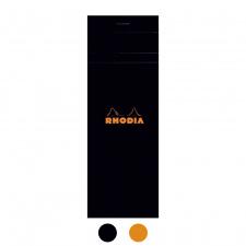 "Bloknotas ""Rhodia"" N.8, 7,4x21, langeliai"
