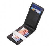 Kreditinių kortelių dėklas TROIKA MIDNIGHT CardSaver®
