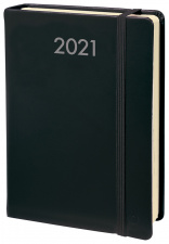 """Darbo kalendorius """"Daily 21"""" 2021, dieninis, 13x21, Habana viršeliu"""