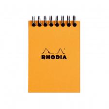 "Bloknotas ""Rhodia"" N.11, A7, langeliai, spirale"