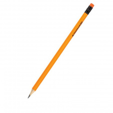 "Pieštukas  su trintuku ""Office HB"""