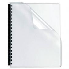 Viršelis įrišimui 200 mcr, A4, 100 l., skaidrus PVC