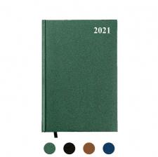 """Darbo kalendorius """"Standard"""" 2021, dieninis, A5, PVC viršeliu"""