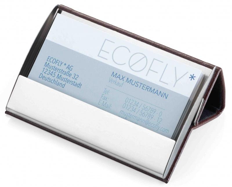 Vizitinių kortelių dėklas TROIKA CARD STAND