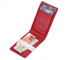 Kreditinių kortelių dėklas TROIKA RED PEPPER CardSaver®