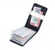 Kreditinių kortelių dėklas TROIKA MIDNIGHT