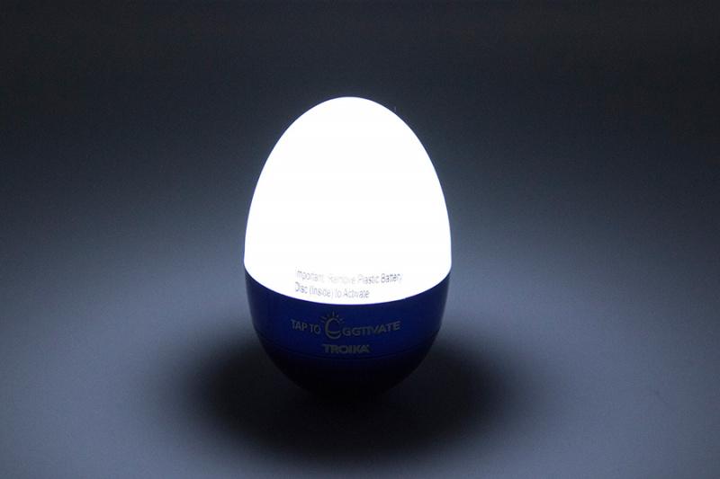 Lemputė TROIKA EGGTIVATE