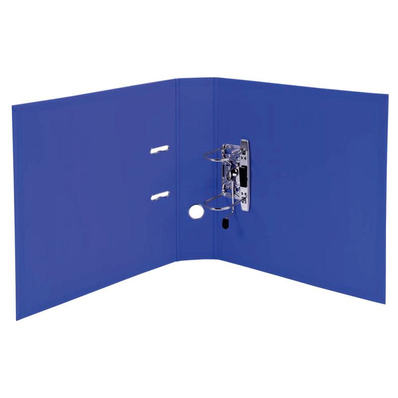 """Segtuvas """"Exacompta"""" A4 , svertinis mechanizmas, 70mm, PVC"""
